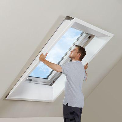 Einfacher Dachfenstertausch Mit VELUX